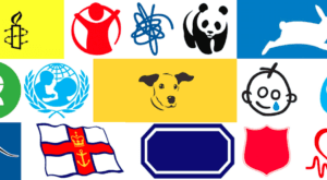 charity logo quiz