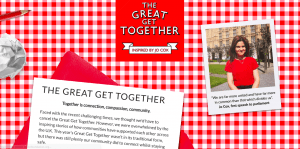 The Great Get Together Website